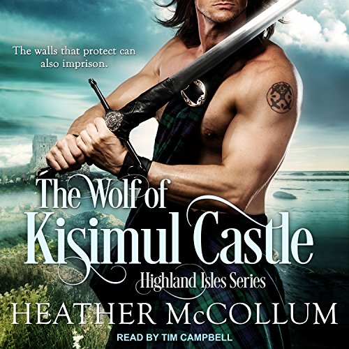 The Wolf of Kisimul Castle audiobook cover art