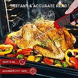 Zoom IMG-2 wotek termometro cucina digitale per