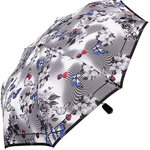 Knirps Regenschirm Taschenschirm Large Duomatic (Japan)