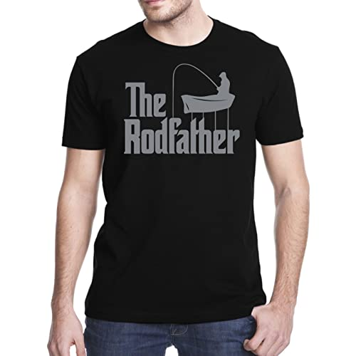 Gbond Apparel The Rodfather Funny Parody T-Shirt