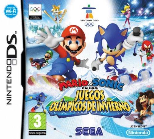Mario & Sonic en los JJ.OO. de Invierno
