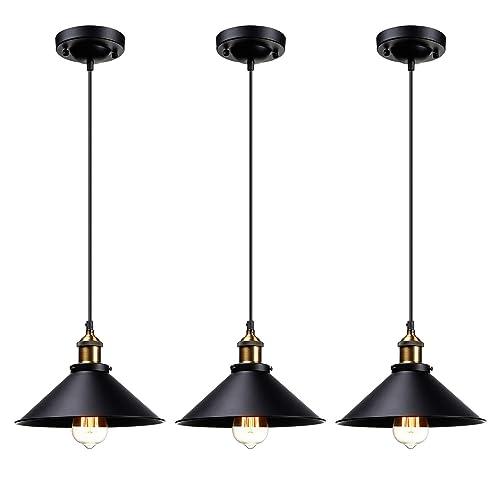 Hanging Kitchen Lights with Bar: Amazon.com
