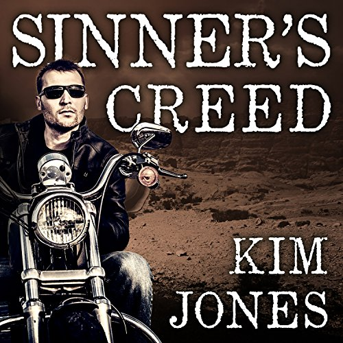Sinner's Creed audiobook cover art