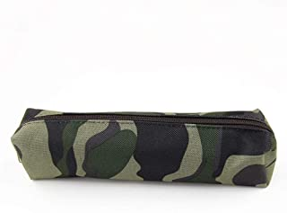 YWSCXMY-AU Camouflage Pencil Case Student Supplies Stationery Pencil Bag (Color : Gray)