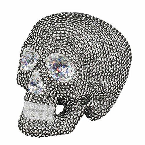 Boland- Decorazione, Colore Argento, 19 x 15 cm, 72125
