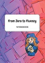 کتاب صفر تا روان: تمرین برای زبان آموزان روسی برای مبتدیان زبان روسی بیاموزید