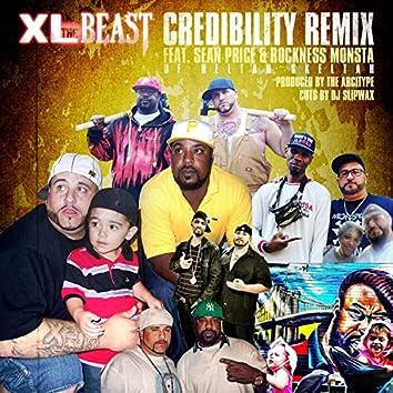 Credibility (feat. Sean Price, Rockness Monsta & Heltah Skeltah) (Remix)