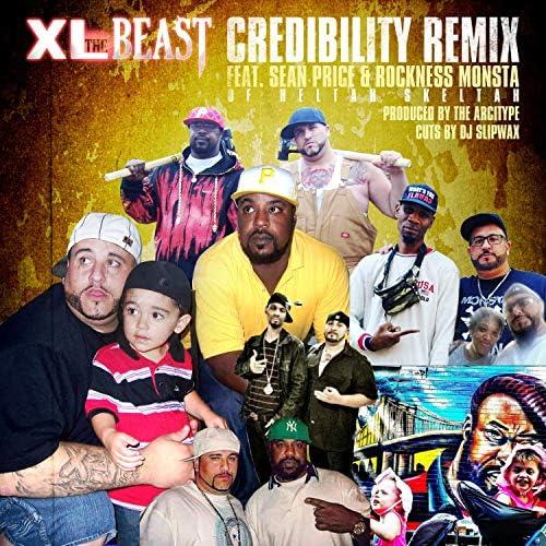 XL the Beast feat. Sean Price, Rockness Monsta & ヘルター・スケルター