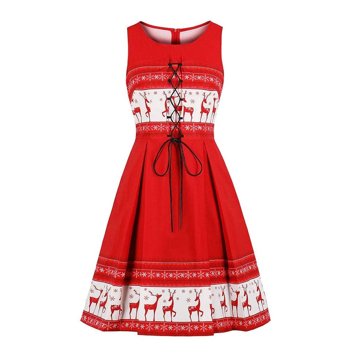あご超えて神経ワンピース BOBOGOJP 4種類 S?4XL クリスマス スペシャル 女性 レディース ビンテージ アンティーク 華やかな 美しい 主人公 ノースリーブ イブニングパーティー ドレス スイング ドレス