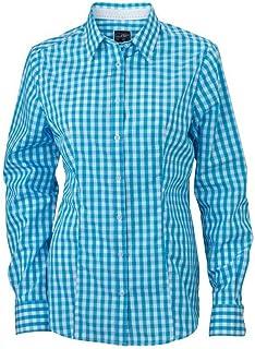 James and Nicholson Womens/Ladies Checked Shirt