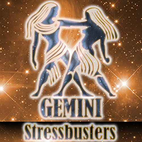 Gemini Stressbusters  audiobook cover art