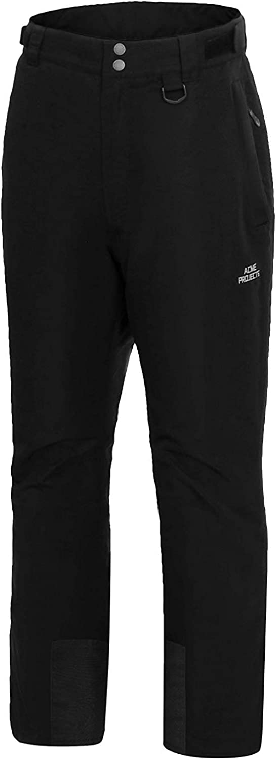 Acme Japan's largest assortment Projects Insulated Snow Pants Skiing Snowboarding Out Max 46% OFF for
