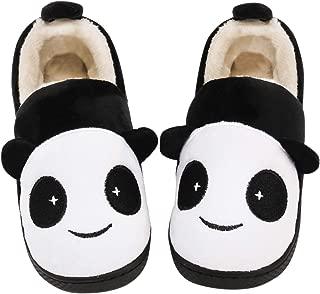 Niñas Niños Infantil Piel De Lana De Oveja Mulas Novedad Pantuflas Caliente De Invierno Zapatos Talla