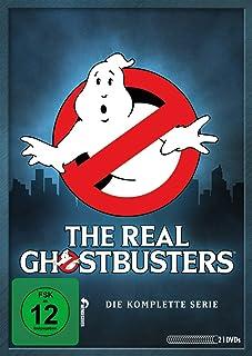 The Real Ghostbusters - Die komplette Serie