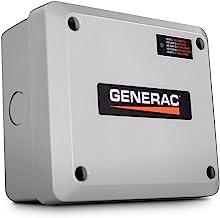 Generac 7000 50 Amp Smart Management Module, Gray