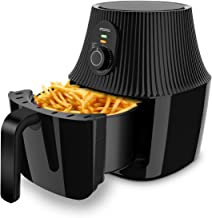 Air Fryer, imarku 2.6QT,1000 Watt Electric Hot Air Fryers Oven Healthy Oilless Cooker with Timer Knob, Fast Cook, Nonstick Basket, Air Fryer Oven for Air Frying, Roasting and Reheating (Space Capsule