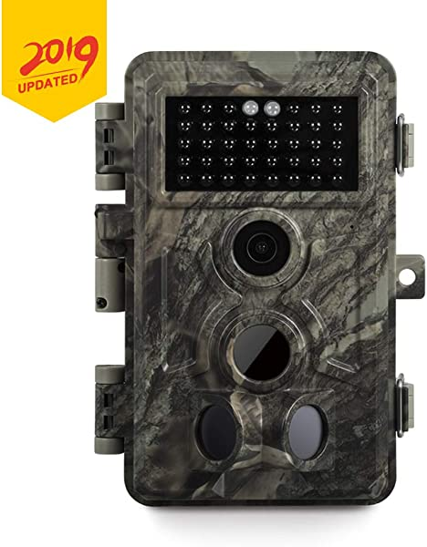 Meidase Game Trail Cameras 20MP 1080P No Glow Night Vision 65ft Motion Detecting Trigger Time 0 2s Waterproof IP66 Field Cam For Nature Wildlife Deer Scouting Hunting Indoor Outdoor Security