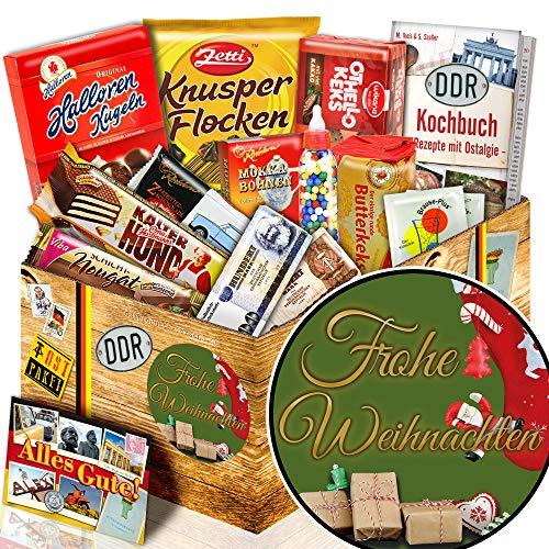 Frohe Weihnachten + Süße Nostalgiebox + Weihnachten für Mama