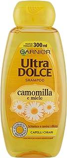 Garnier Ultra Dolce Camomilla Shampoo, 300ml