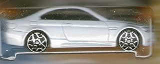 HOT WHEELS 2011 HW PREMIERE 26/50 WHITE '10 BMW M3 26/244 ON SHORT CARD