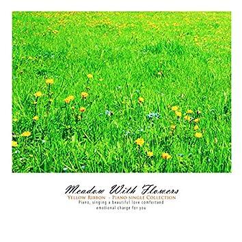Flowers on meadow