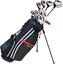 PROSiMMON Golf X9 V2 Golf Clubs مجموعه و کیف - مردان دست راست
