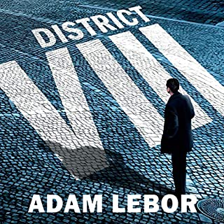 District VIII cover art