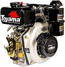 "Motor Diesel Toyama Refrigerado à Ar 5.5hp 247cc para Motocultivador eixo 1"" Multiuso Partida Manual Tde55tb-xp"