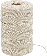 Tenn Well - Cuerda de algodón de 3 capas para cocinar, atar