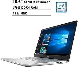 Best dell laptops i5 8gb ram 1tb Reviews