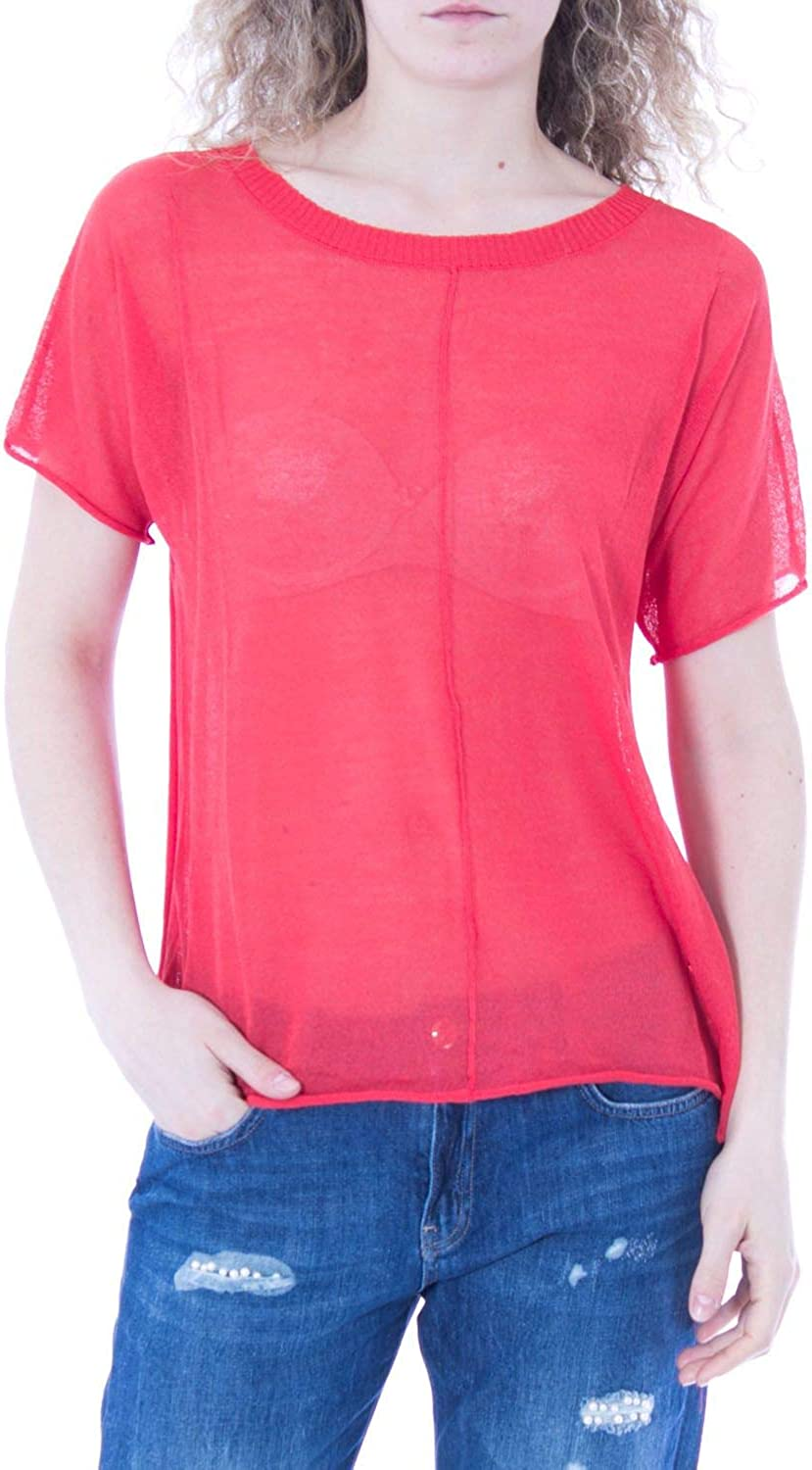 Gaudì Women's 73FD50201RED Red Polyester TShirt