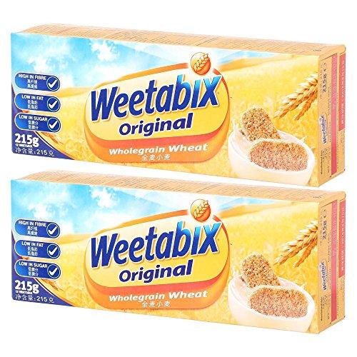 scatole Weetabix Weetabix 215gX2 (seriale)