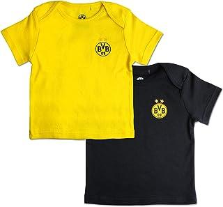 Borussia Dortmund BVB-Babyshirt 2er-Set 74/80