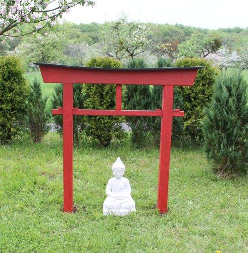AAF Nommel®, Torii 04 Japanstyle für Haus und Garten Holzbogen Torbogen Tor