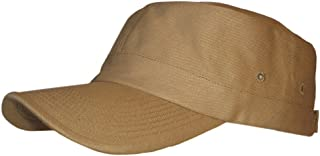 Hemp & Organic Cotton Military Cap
