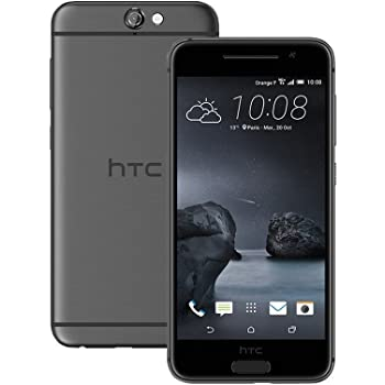 HTC One A9 32GB Unlocked GSM 4g LTE Octa-Core Android 6 - Retail Packaging - Carbon Gray