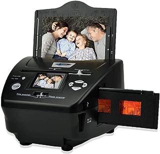 Digital Photo Slide & Film Scanner with Popular Scanner 2.4 inch 8.1 Mega Pixels 4 in 1 Photo and Film Scanner 135 Negativ...