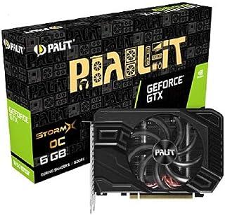 Palit GeForce GTX 1660 Super StormX Overclocked Interno Negro Unidad de Disco óptico