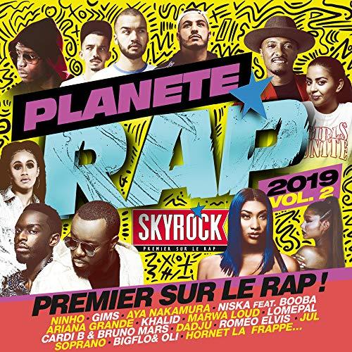 VARIOUS - PLANETE RAP 2019, Vol.2 (3 CD)
