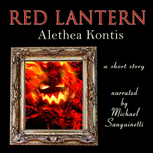 Red Lantern audiobook cover art