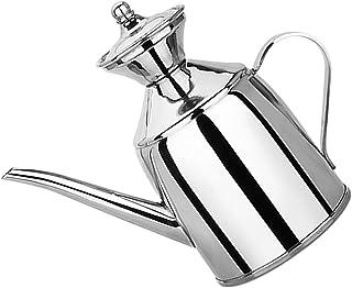PETSOLA オイルディスペンサー 調味料入れ 酢ポット 瓶ポット 醤油ボトル ケトル ポット 漏れ防止 450ml