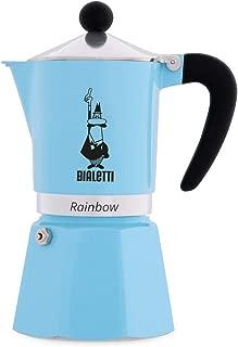 blue bialetti espresso maker