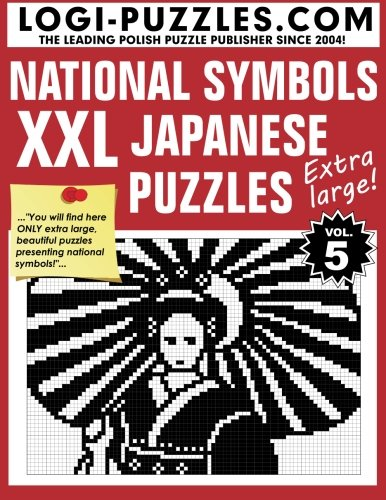 XXL Japanese Puzzles: National Symbols