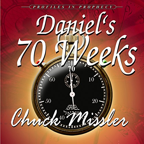 Daniel's 70 Weeks cover art