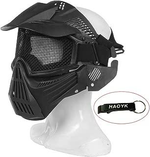 CS War Play Adecuado para Game Party Sports Hunting jinclonder Halloween Skeleton Airsoft Mask Cool Skull Half Face Camouflage Army Equipment M/áscara Casco con Esponja y Diadema Cuerda