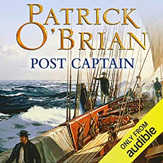 Post Captain cover art