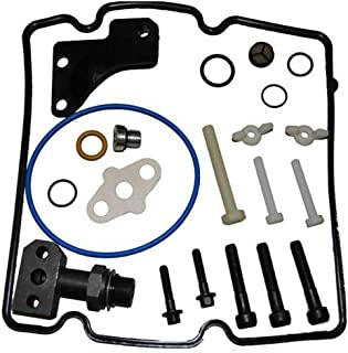6.0 Powerstroke Diesel STC Fitting HPOP High Pressure Oil Pump Kit Replace OE # 4C3Z9B246F Fit for Ford E-350 E-450 F-250 F-350 F-450 F-550