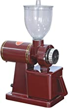 Electric Coffee Grinder Machine Coffee Milling Grinding Home Coffee Bean Grinder,110V 130V Red