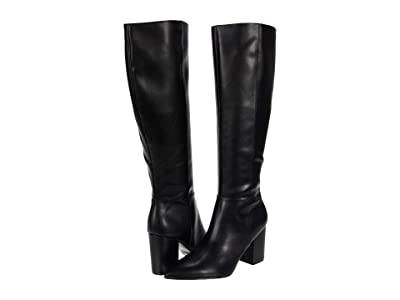Nine West Adaly (Black Leather) Women