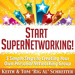 Start SuperNetworking! cover art